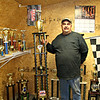 Big Shows latest award...2013 Vintage Class Champion at Cherokee Speedway.