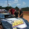 Instructors send out the late model. Another student ready for class.
