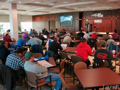 Dale McDowell seminar