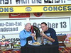 Humpy told Joey Chestnut not to come back in October for the all-you-can-eat race ticket