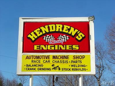 Hendren's Racing Engines