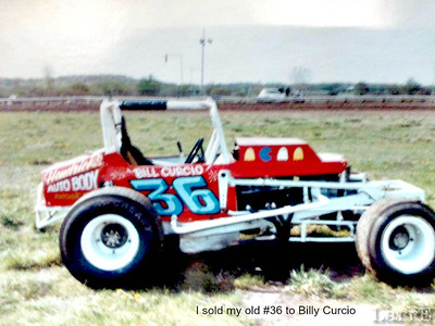 I sold my old #36 to Billy Curcio