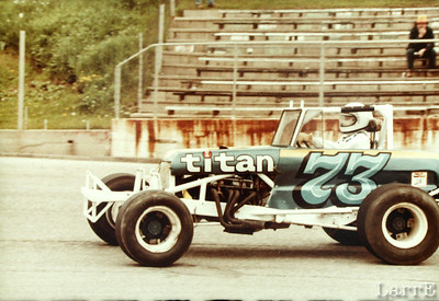 Larrie at 141 Speedway, Wis