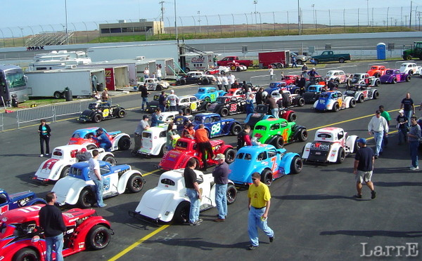 Larrie's racing