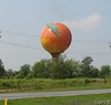 "When you see the ""PEACHOID"" along I-85 you're close to mike's place"