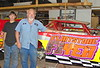 "Jonathan and Mike Duvall build  ""Flyer"" chassis a year"
