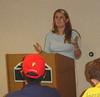 Meghan Miley, NASCAR marketing executive