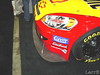 the grass cutter on the NASCAR car they'll all use in a couple of years