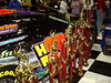 trophies were every where in the Fastrak booth