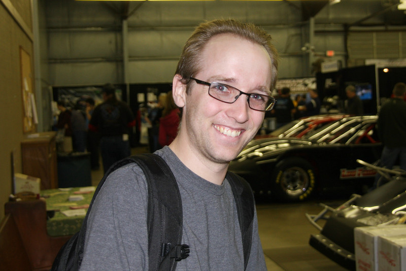 Adam Fenwick wrote for National Speed Sport News.