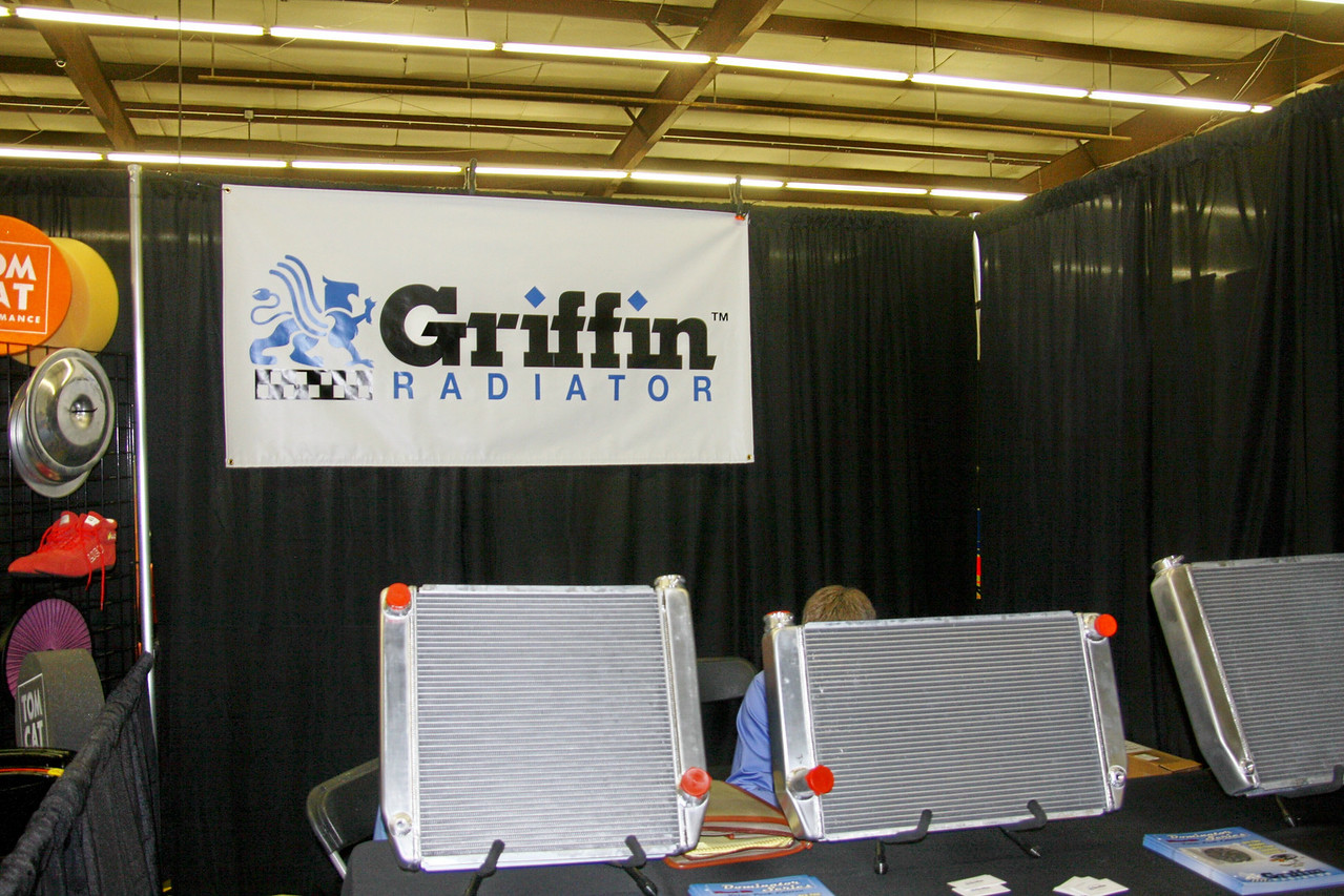 keep cool with a Griffin