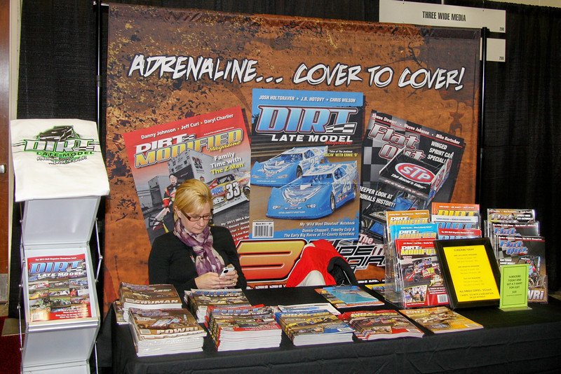 Adrenaline...Lover To Lover!<br /> <br /> I mean Cover to Cover.