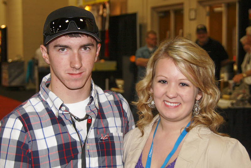 Zack and Madison...just a couple of high school kids.... that LuvRacin