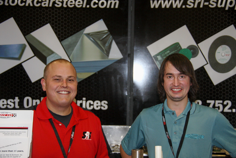 Stock Car Steel is in their busy season right now.  Lots of new cars being built.
