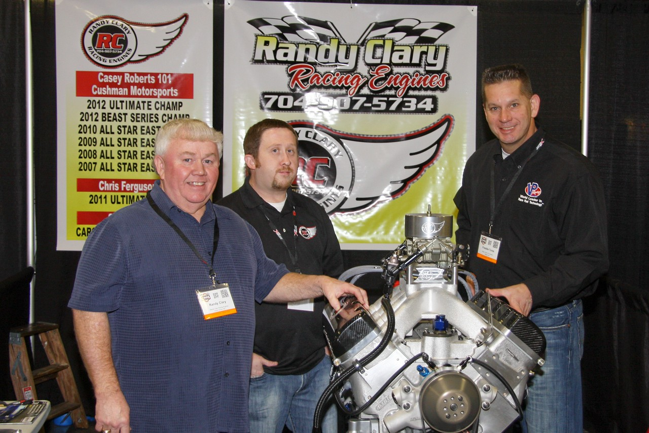 Randy Clary builds some very good race motors...