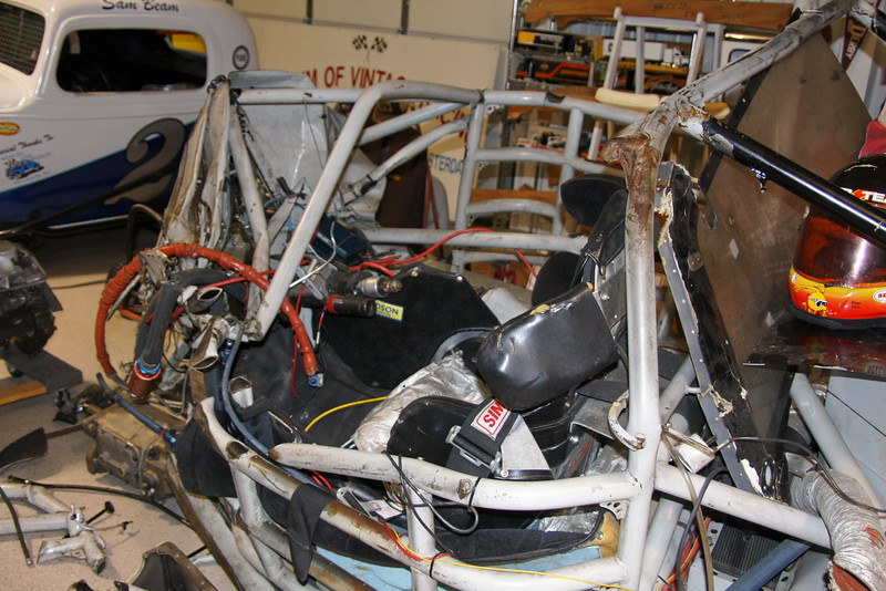 Remember seeing Geoffrey Bodine crash the truck at Daytona a few years back? Well here it is!