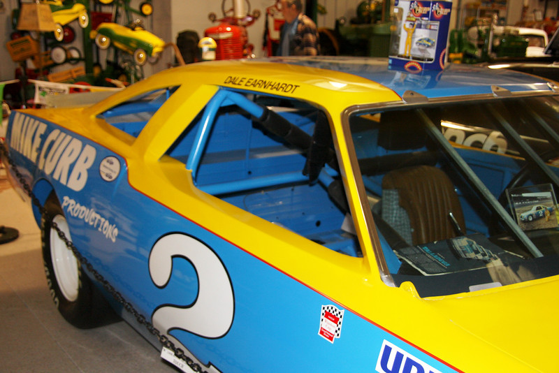 'memer Dale Earnhardt in this car?