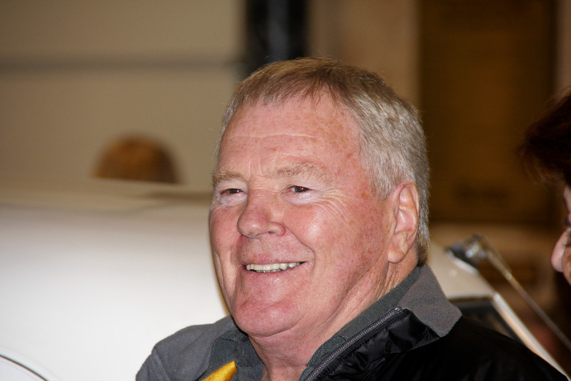Dick Trickle is as wild as when I first met him in Milwaukee in 1965