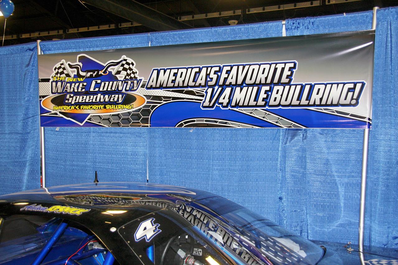 Wake County Speedway...America's Favorite 1/4 mile Bullring