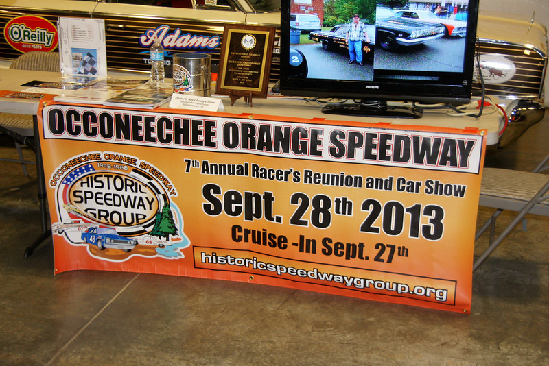 Racers Reunion car show in September
