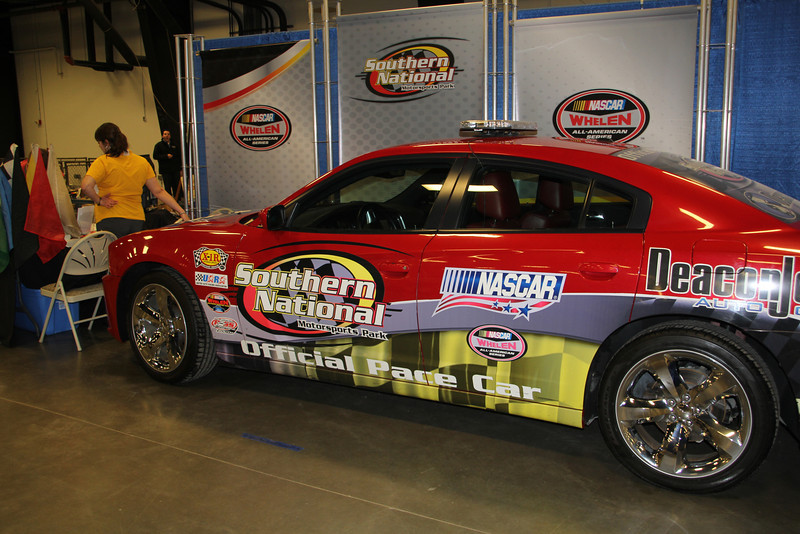 Southern National Speedway has a sweet pace car!