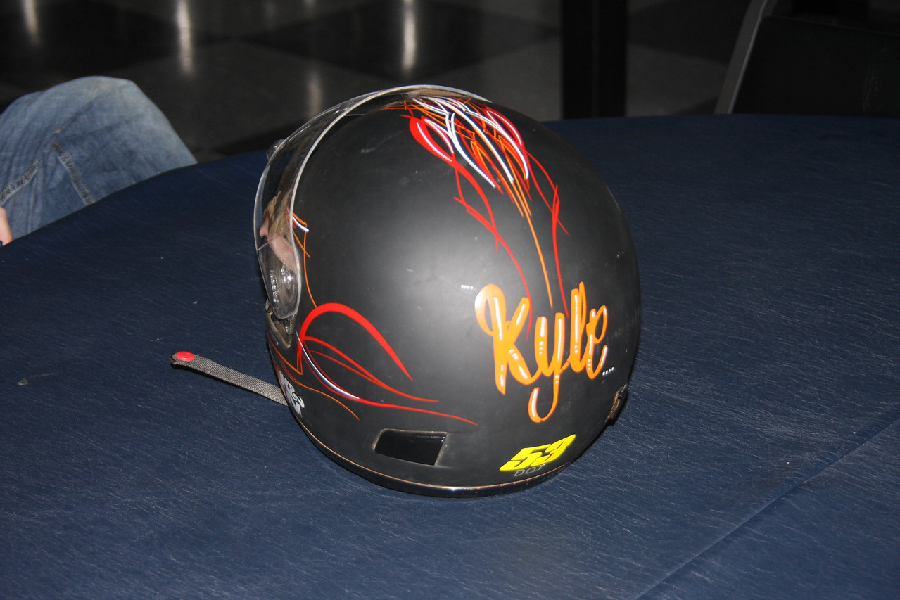a lot of Kyles racing, which one is this?.......