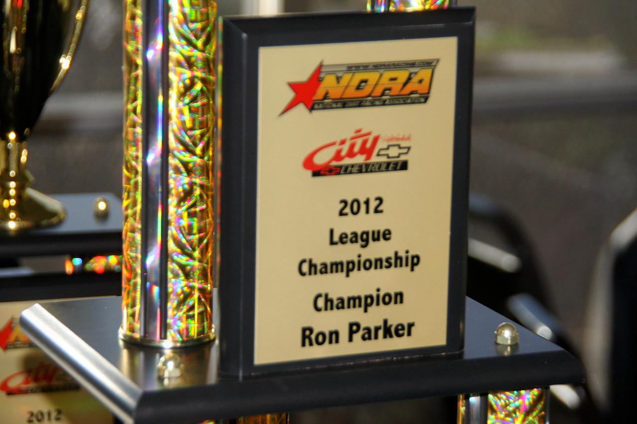 Ron Parker...NDRA Champion