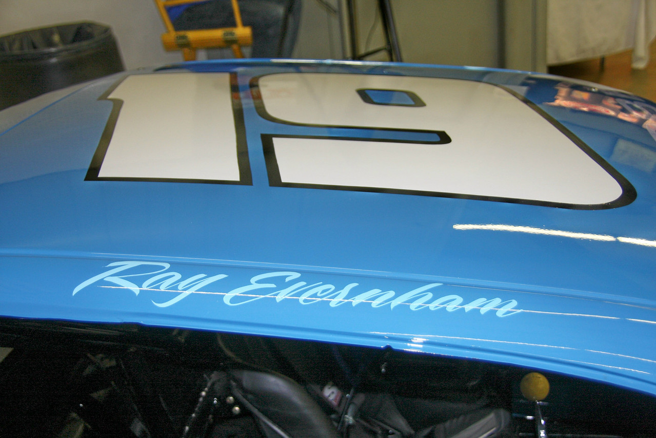 ...Ray Evernham, and you thought he was only a crew chief.