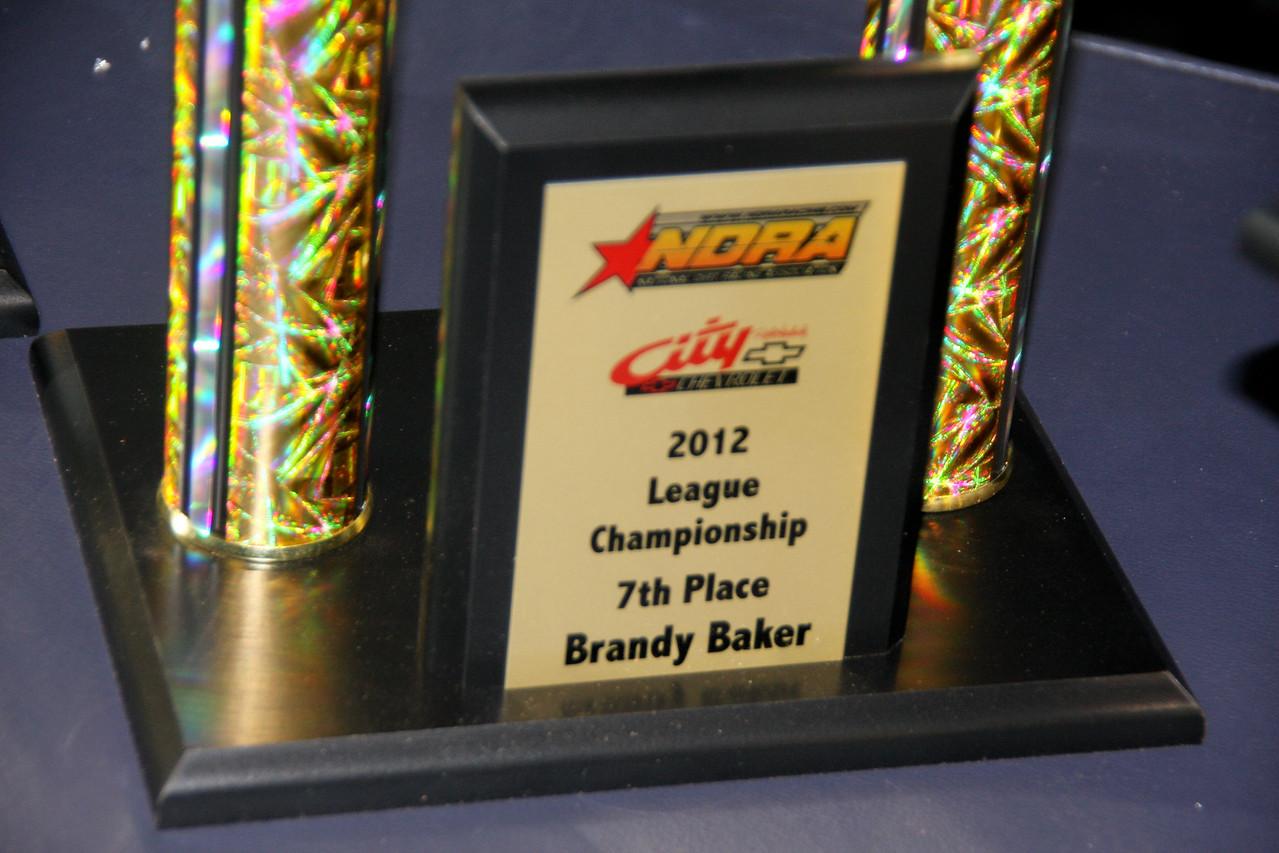 Brandy Baker, 7th place