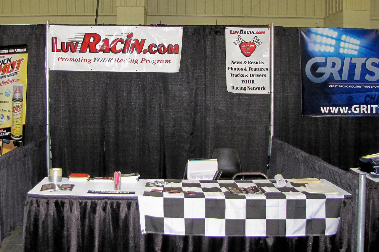 LuvRacin was at the GRITS Show