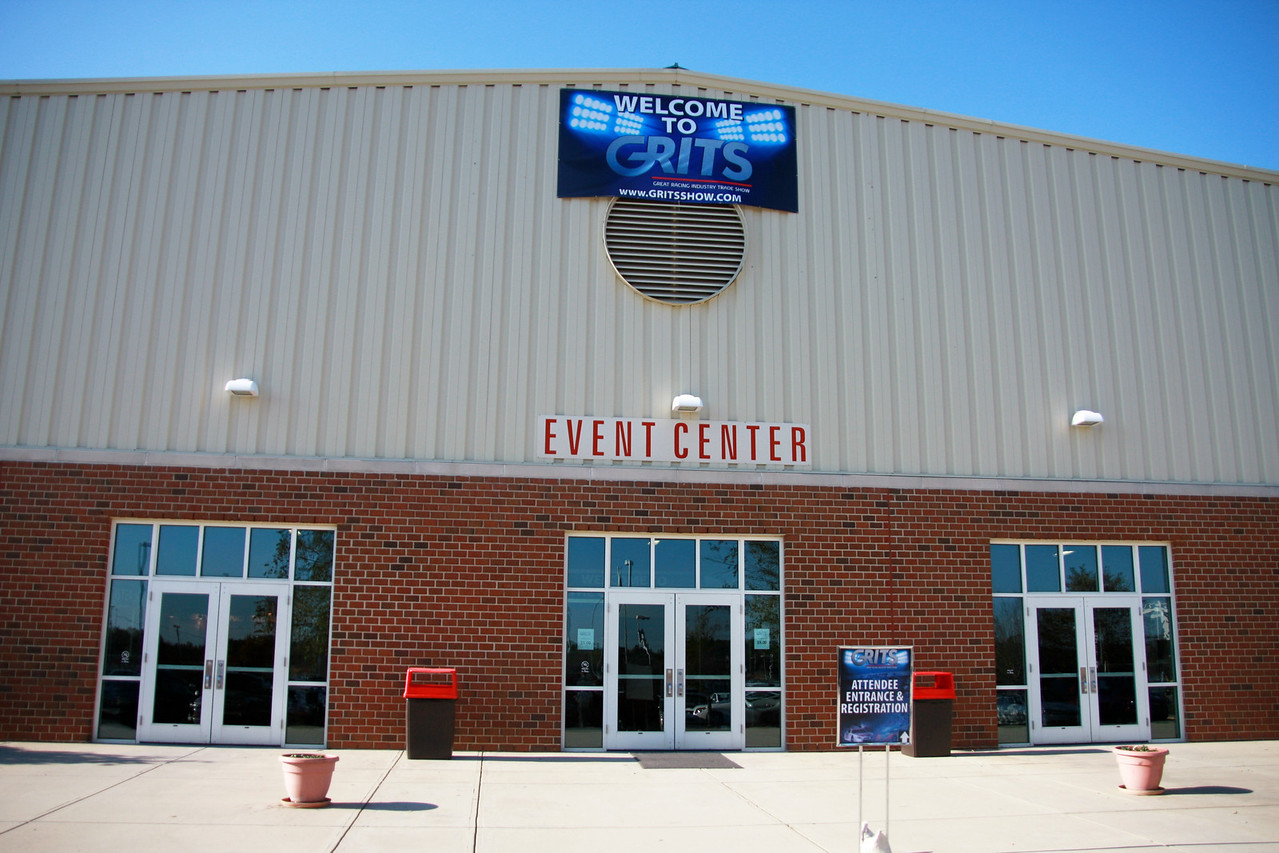Concord';s Cabarrus Arena