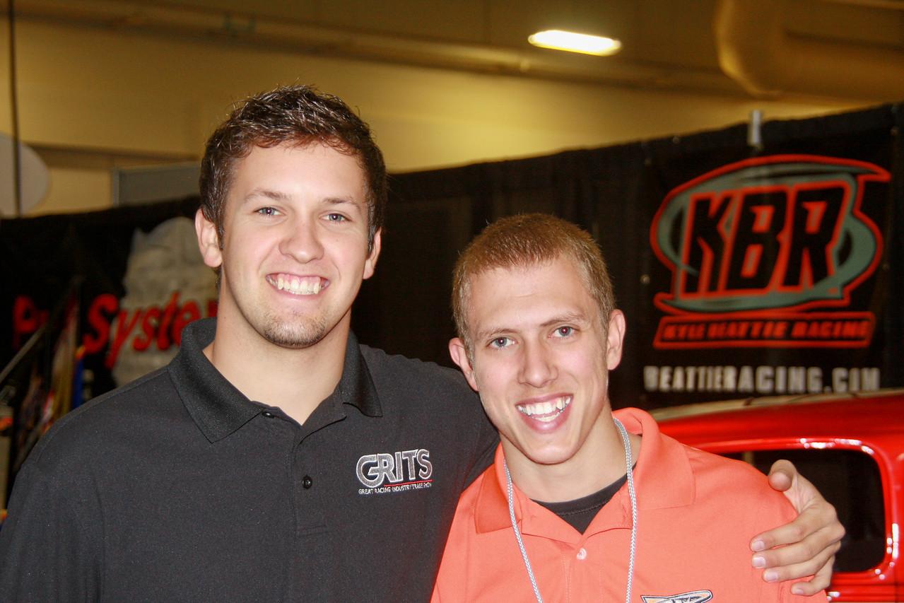 Chris Ferguson and Nick Hoffman