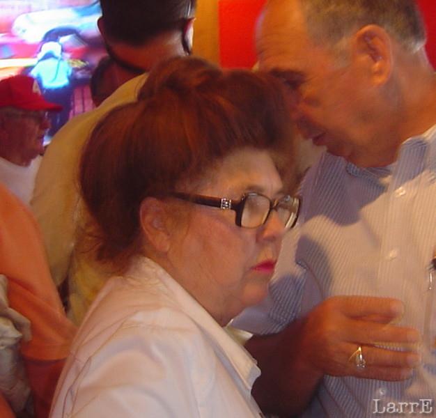 Nelda Jean Davis she and her husband ran Starlite Speedway