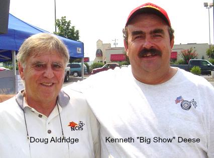 Doug Aldridge and Kenneth Deese