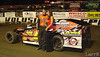 "Can you believe Steve Arpin has won the UMP modified feature for FIVE STRAIGHT NIGHTS!. Kenny Wallace said he sure hopes Steve gets signed up by at NASCAR team...""and gets the heck outa here, so I can start winning again!"""