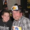 Sarah and dad