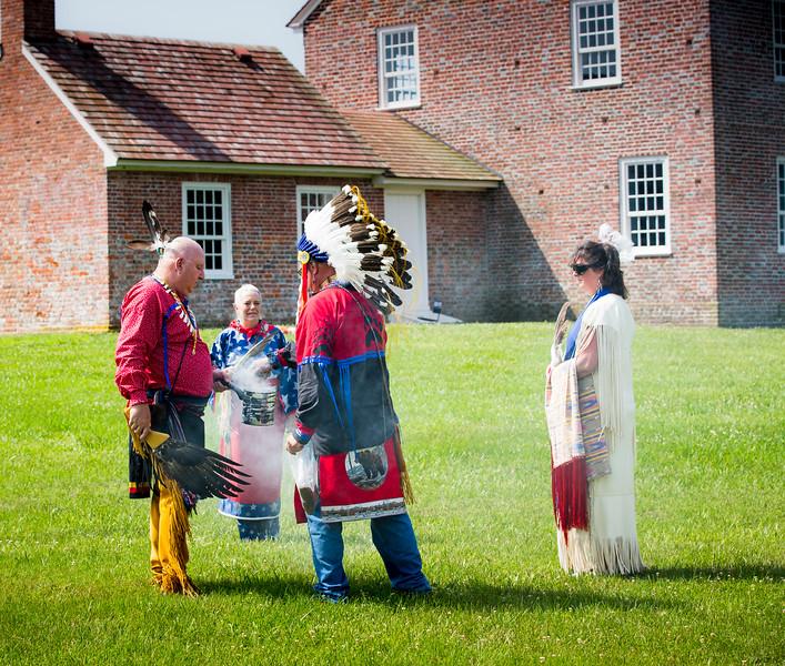 #3 tribal blessing rackliffe house,  2015
