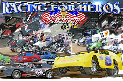 Racng For Heros 7-18-14