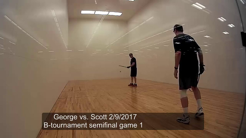 GeorgeVsScott