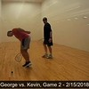 GeorgeVsKevin01232018Game2
