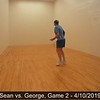 GeorgeVsSean04102019Game2
