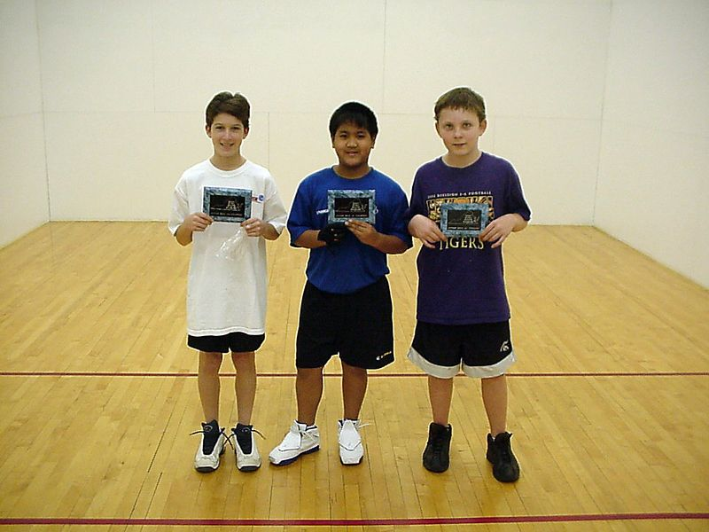 2004 States - Rion - Brett - Shawn - wiht plaques