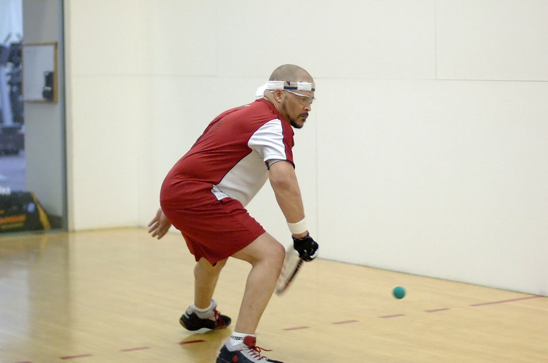 Racquetball tournament held May 6 and 7 at Crystal Gateway Sport and Health Club, Arlington, VA