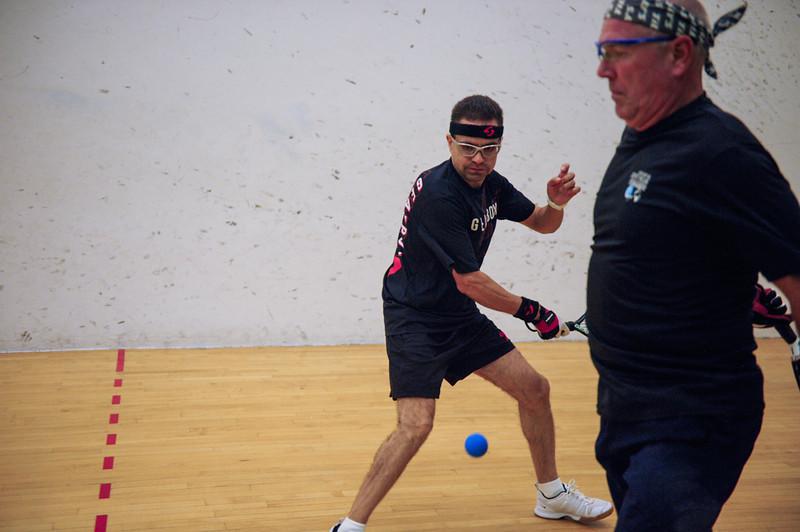 Men's Singles - B Alvaro Torres vs Alphonso Durso