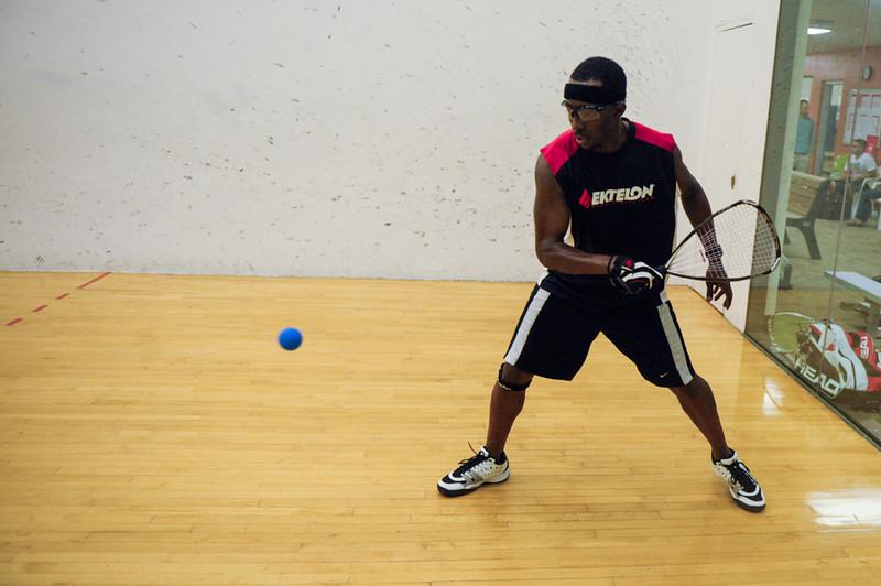 Men's Singles - Open  Rich Benderoth VS C L Murphy