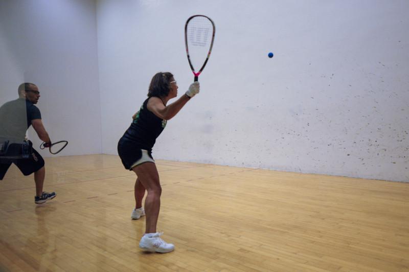 Men's Singles - Open  Thomas Gerhardt - VS Malia Bailey