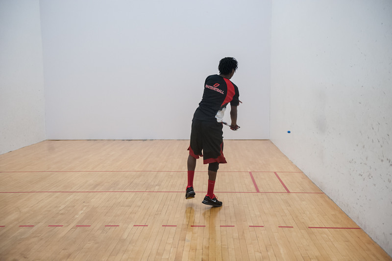 Men's Singles Open  Troy Warigon VS Greg Giordano