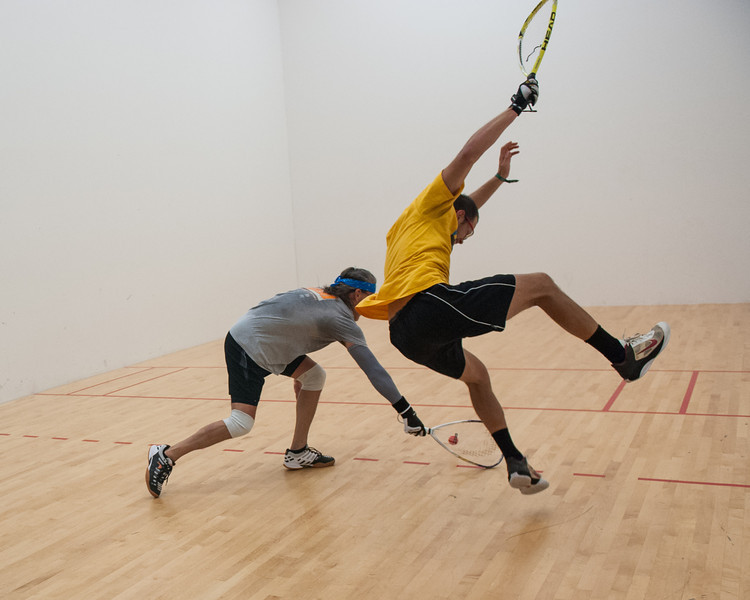 Men's Singles Open Final--Nicholas Czatt Win over John Heintschel