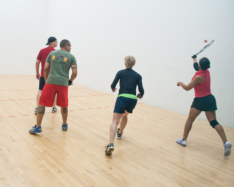 Mixed Doubles - Open/A Roddy Hogg/Barbara Durso W over Tony Smith/Arrisa Hanson