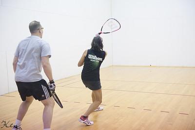 Men's Singles Open 16s - Malia Bailey over Gregory Fox